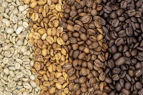 3 levels of coffee roasting standard: characteristics and differences