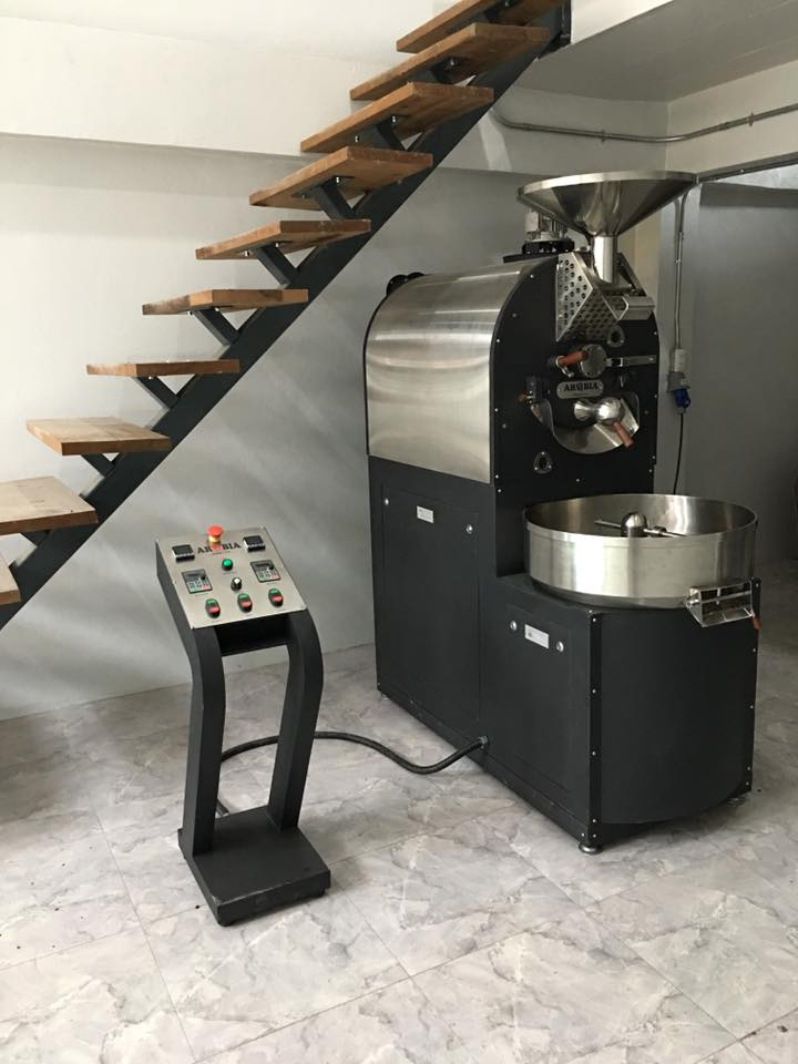 Coffee Machine 6kg - OTesla